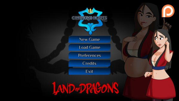 Conquered Hearts - Land of Dragons