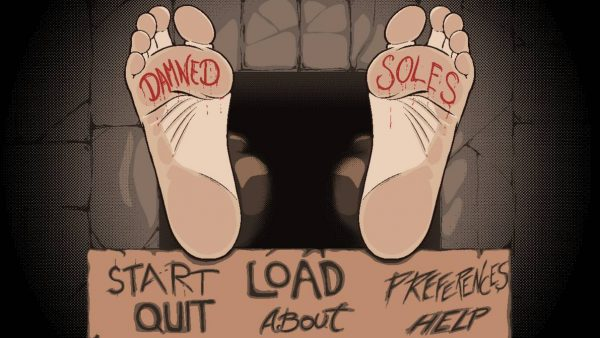 Damned Soles