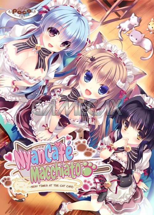 Nyan Café Macchiato ~Sexy Times at the Cat Café~