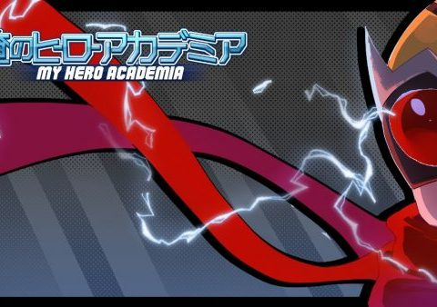 Ore No Hero Academia