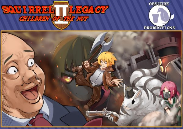 Squirrel Legacy II: Children of the Nut