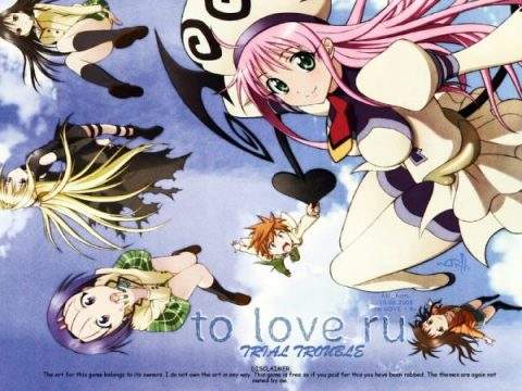 To Love-Ru Trial Trouble