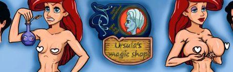 Ursula's Magic Shop