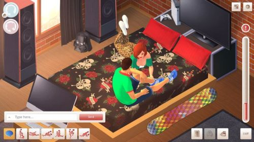 Yareel 3D Sex Game