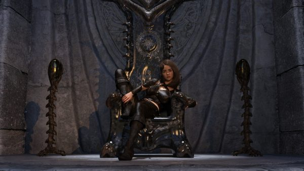 Yharnam's Throne