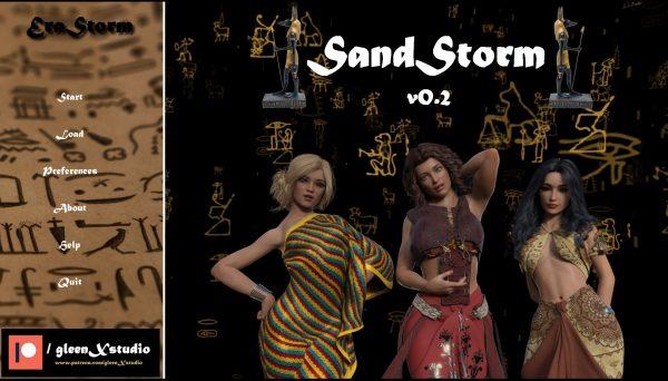 EraStorm - Episode 1 : SandStorm