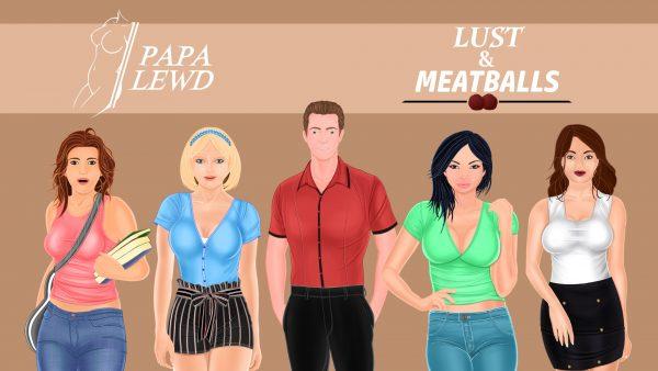 Lust & Meatballs