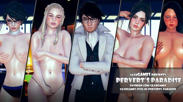 Pervert's Paradise