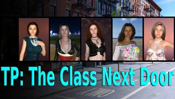 TP: The Class Next Door
