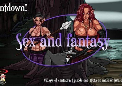 Sex and fantasy - Village of centaurs