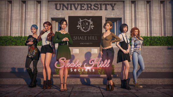 Shale Hill Secrets